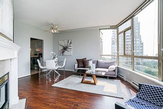 "Photo 3: 802 6838 STATION HILL Drive in Burnaby: South Slope Condo for sale in ""BELGRAVIA"" (Burnaby South)  : MLS®# R2196432"
