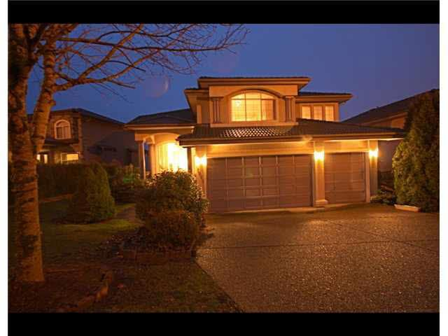 Main Photo:  in Coquitlam: Westwood Plateau House  : MLS®# V933132