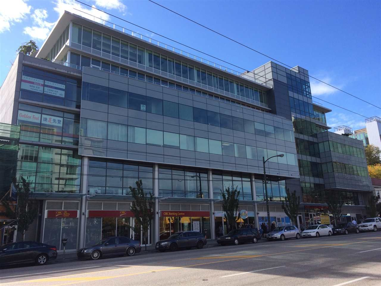 Main Photo: 513 550 W BROADWAY in Vancouver: Fairview VW Office for lease (Vancouver West)  : MLS®# C8008377