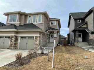 Photo 34: 139 AMBERLEY Way: Sherwood Park House Half Duplex for sale : MLS®# E4236611