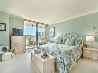 """Photo 10: 604 1045 QUAYSIDE Drive in New Westminster: Quay Condo for sale in """"Quayside Tower 1"""" : MLS®# R2582288"""