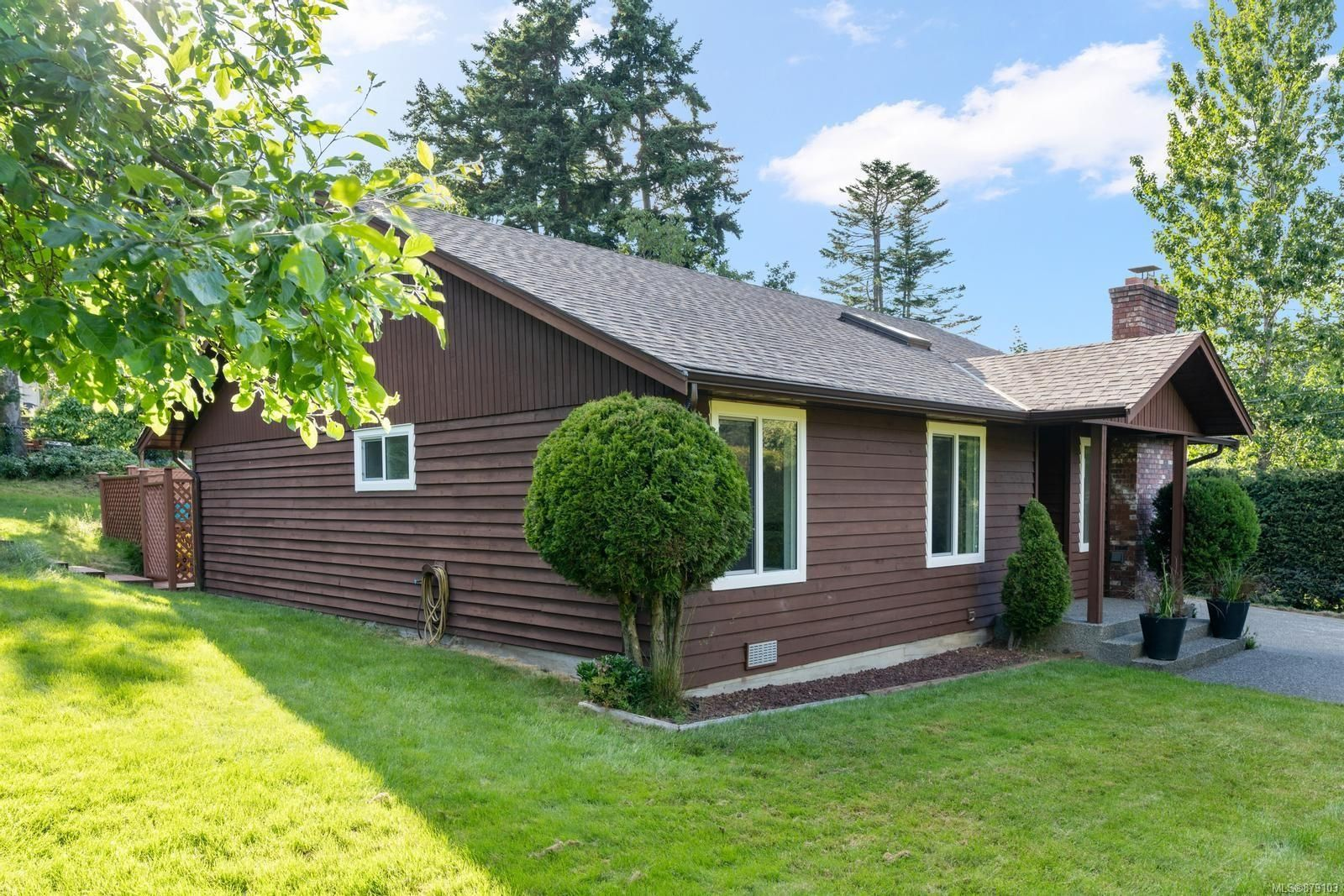 Main Photo: 3712 Blenkinsop Rd in : SE Maplewood House for sale (Saanich East)  : MLS®# 879103