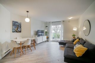"Photo 1: 106 2023 FRANKLIN Street in Vancouver: Hastings Condo for sale in ""Leslie Point"" (Vancouver East)  : MLS®# R2557576"