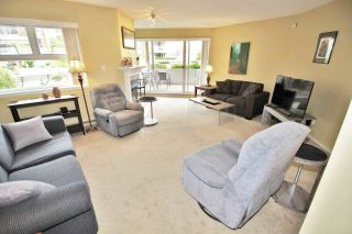 """Photo 3: 109 1230 QUAYSIDE Drive in New Westminster: Quay Condo for sale in """"Tiffany Shores"""" : MLS®# R2406017"""