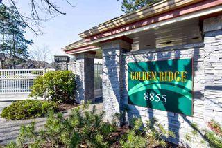 "Photo 1: 6 8855 212 Street in Langley: Walnut Grove Townhouse for sale in ""GOLDEN RIDGE"" : MLS®# R2549448"