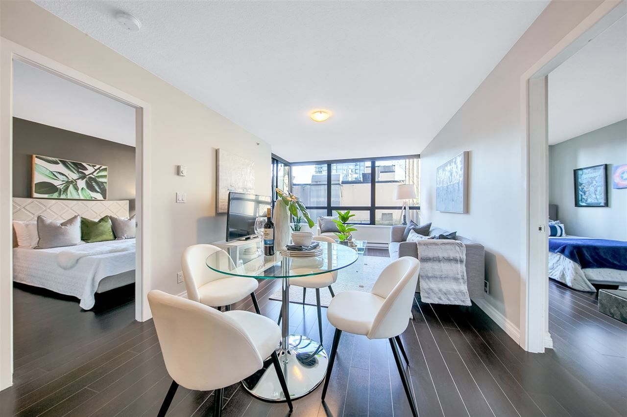 Main Photo: 509 933 HORNBY STREET in Vancouver: Downtown VW Condo for sale (Vancouver West)  : MLS®# R2568566