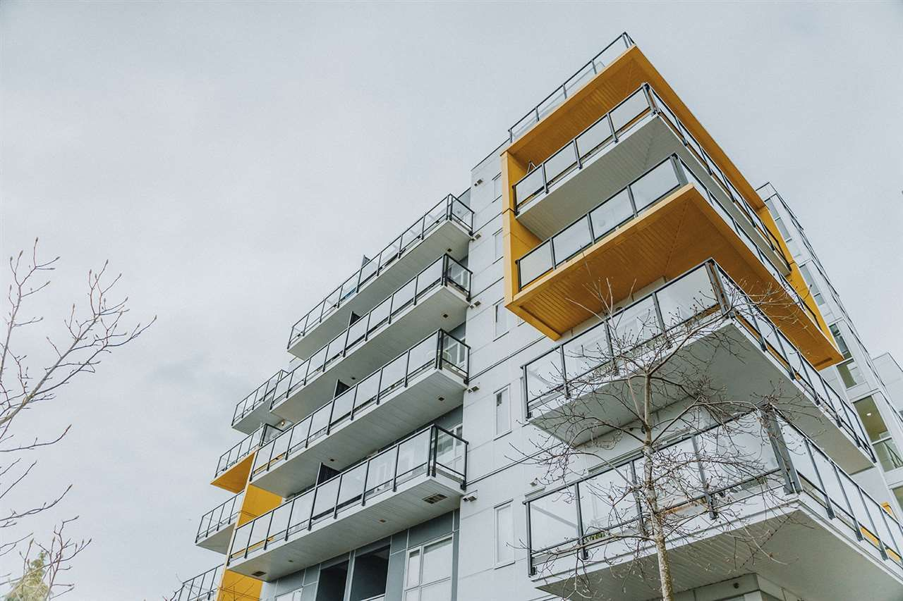 """Main Photo: 313 809 FOURTH Avenue in New Westminster: Uptown NW Condo for sale in """"LOTUS"""" : MLS®# R2545382"""