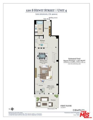 Photo 27: 120 S Hewitt Street Unit 4 in Los Angeles: Residential Lease for sale (C42 - Downtown L.A.)  : MLS®# 21793998