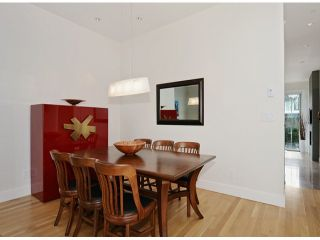 "Photo 7: 2048 WHYTE Avenue in Vancouver: Kitsilano 1/2 Duplex for sale in ""Kits Point"" (Vancouver West)  : MLS®# V1055098"