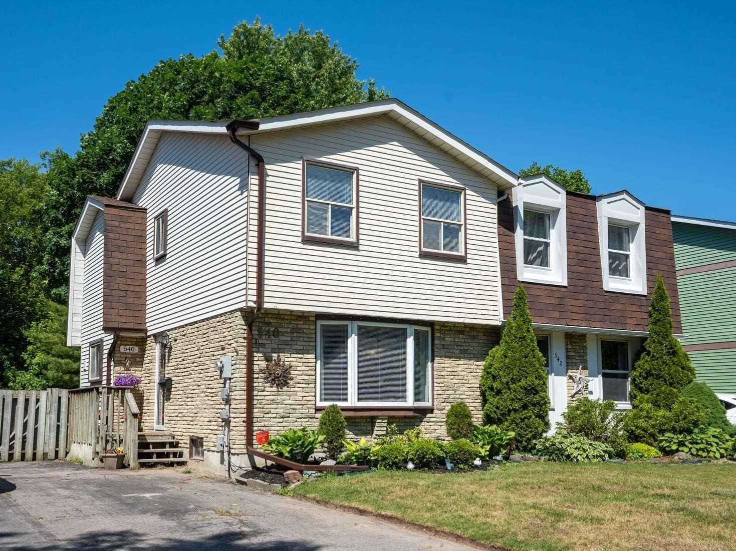 Main Photo: 540 Camelot Drive in Oshawa: Eastdale House (2-Storey) for sale : MLS®# E4812018