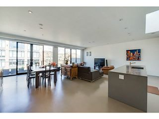 """Photo 2: 604 12 WATER Street in Vancouver: Downtown VW Condo for sale in """"WATER STREET GARAGE"""" (Vancouver West)  : MLS®# V1119497"""