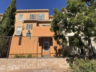 Photo 1: CHULA VISTA Townhouse for sale : 2 bedrooms : 2269 Huntington Point Rd #115