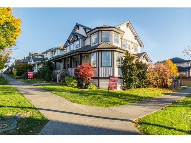 """Main Photo: 18908 70 Avenue in Surrey: Clayton House for sale in """"CLAYTON VILLAGE"""" (Cloverdale)  : MLS®# F1426764"""