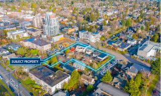 Main Photo: 210 SIXTH Street in New Westminster: Uptown NW Land Commercial for sale : MLS®# C8038448