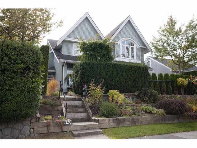 Main Photo: 1130 E 16TH AVENUE in : Knight Residential Attached for sale : MLS®# V976406