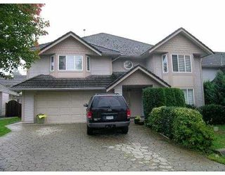 "Photo 1: 1309 OXFORD Street in Coquitlam: Burke Mountain House for sale in ""COBBLESTONE GATE"" : MLS®# V671745"