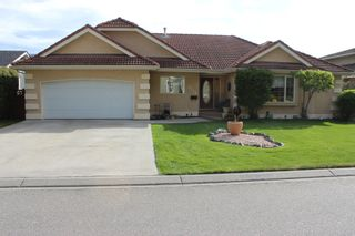 Main Photo: 3556 Navatanee Drive in Kamloops: South Thompson Valley House for sale : MLS®# 161918