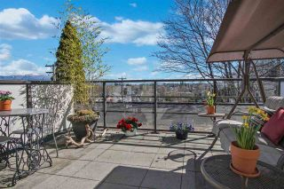 "Photo 1: 305 997 W 22ND Avenue in Vancouver: Cambie Condo for sale in ""THE CRESCENT IN SHAUGHNESSY"" (Vancouver West)  : MLS®# R2565611"