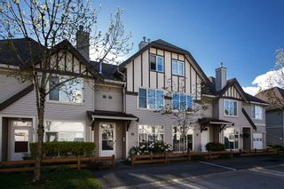 """Photo 1: 61 6465 184A Street in Surrey: Cloverdale BC Townhouse for sale in """"Rosebury Lane"""" (Cloverdale)  : MLS®# R2163634"""