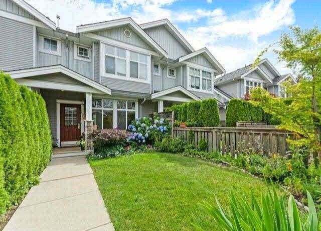 """Main Photo: 115 20449 66 Avenue in Langley: Willoughby Heights Townhouse for sale in """"NATURE'S LANDING"""" : MLS®# R2118284"""