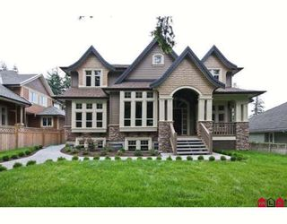 Photo 1: 14066 24TH Avenue in Surrey: Sunnyside Park Surrey House for sale (South Surrey White Rock)  : MLS®# F2916861