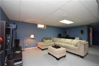Photo 12: 107 Pinetree Crescent in Winnipeg: Riverbend Residential for sale (4E)  : MLS®# 1716061