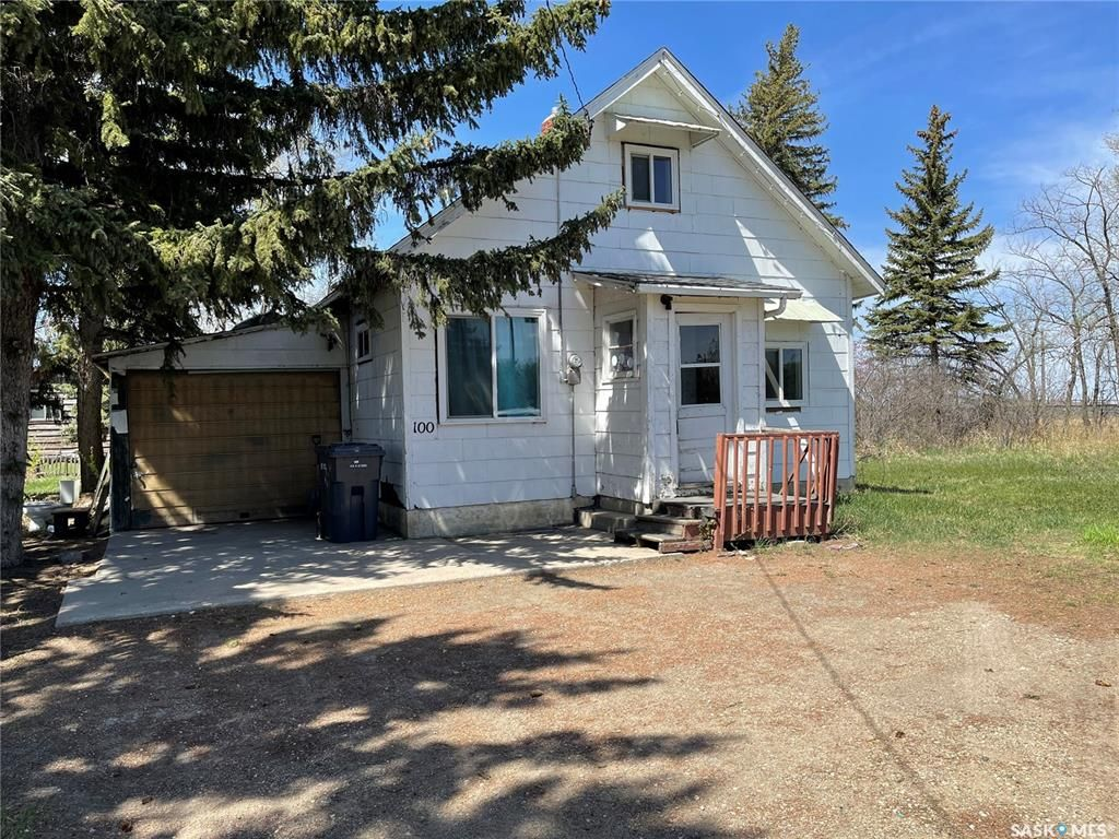 Main Photo: 100 56 Highway in Indian Head: Residential for sale : MLS®# SK855311