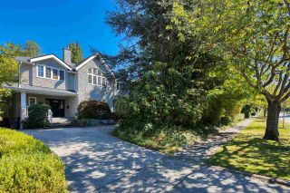 Main Photo: 1988 ACADIA Road in Vancouver: University VW House for sale (Vancouver West)  : MLS®# R2536524