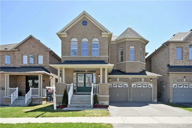 Main Photo: 332 Mantle Ave in Whitchurch-Stouffville: Freehold for sale : MLS®# N4123215