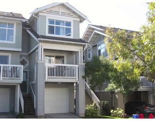 "Photo 1: 61 7179 201ST Street in Langley: Willoughby Heights Townhouse for sale in ""Denim"" : MLS®# F2828203"