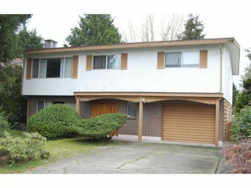Main Photo: 10340 ALGONQUIN DRIVE in Richmond: McNair House for sale ()  : MLS®# V994126