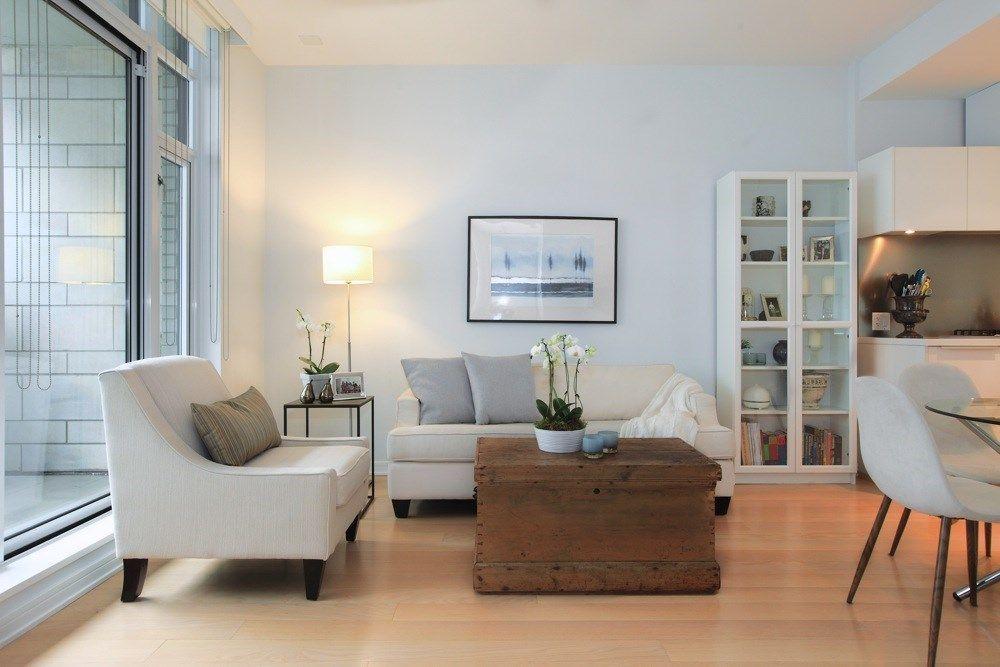 Main Photo: 510 77 WALTER HARDWICK AVENUE in Vancouver: False Creek Condo for sale (Vancouver West)  : MLS®# R2251871