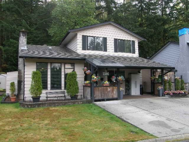 """Photo 1: Photos: 1186 COLIN Place in Coquitlam: River Springs House for sale in """"RIVER SPRING"""" : MLS®# R2105095"""