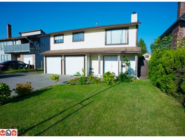"""Main Photo: 7734 124TH Street in Surrey: West Newton House for sale in """"Strawberry Hill"""" : MLS®# F1218788"""