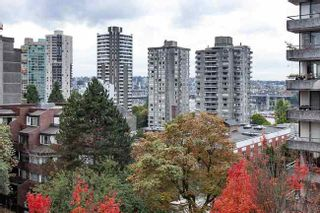 Photo 17: 702 1219 HARWOOD STREET in Vancouver West: Home for sale : MLS®# R2313439