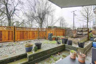 """Photo 6: 101 1515 E 6TH Avenue in Vancouver: Grandview VE Condo for sale in """"WOODLAND TERRACE"""" (Vancouver East)  : MLS®# R2237006"""