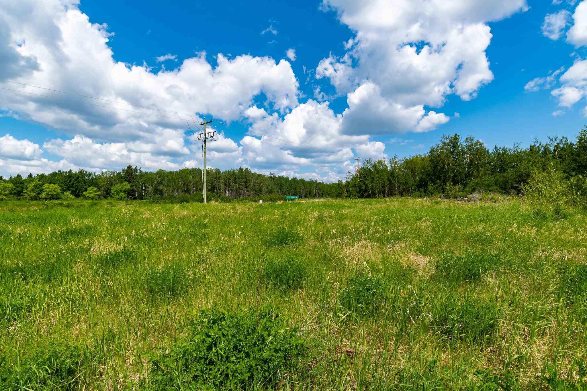 Main Photo: Highway 28: Rural Bonnyville M.D. Rural Land/Vacant Lot for sale : MLS®# E4223331