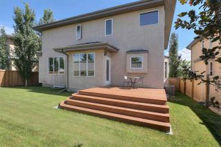 Photo 41: 33 LAFLEUR Drive: St. Albert House for sale : MLS®# E4234837