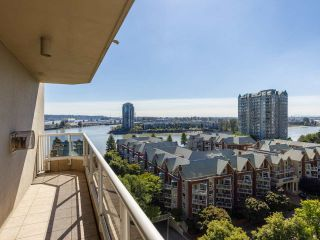 """Photo 1: 1203 1185 QUAYSIDE Drive in New Westminster: Quay Condo for sale in """"Riviera"""" : MLS®# R2510989"""