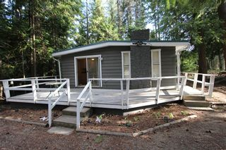 Photo 1: 4180 Squilax Anglemont Road in Scotch Creek: North Shuswap House for sale (Shuswap)  : MLS®# 10078424