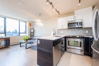 """Photo 3: 502 2689 KINGSWAY in Vancouver: Collingwood VE Condo for sale in """"SKYWAY TOWER"""" (Vancouver East)  : MLS®# R2355485"""