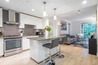 Photo 1: 429 723 W 3RD STREET in North Vancouver: Harbourside Condo for sale : MLS®# R2491659