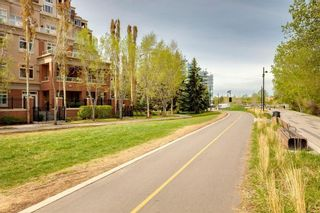 Photo 27: 103 680 Princeton Way SW in Calgary: Eau Claire Apartment for sale : MLS®# A1109337