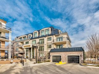 Main Photo: 307 121 Quarry Way SE in Calgary: Douglasdale/Glen Apartment for sale : MLS®# A1079728