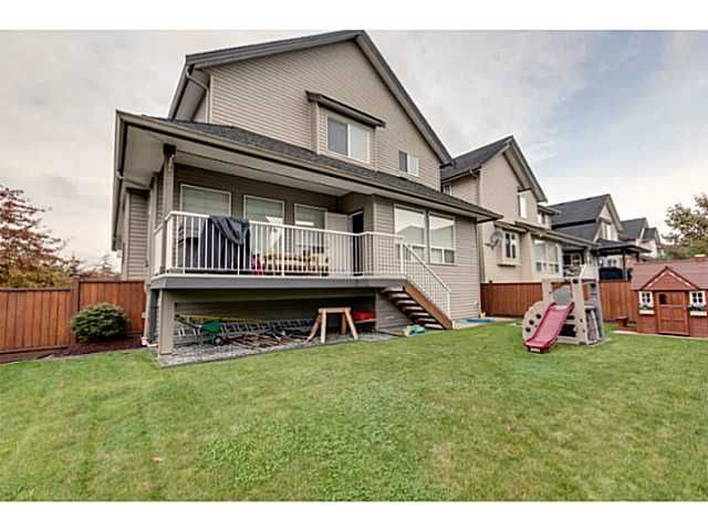"""Photo 20: Photos: 11220 BLANEY Crescent in Pitt Meadows: South Meadows House for sale in """"Bonson Landing"""" : MLS®# V1091417"""