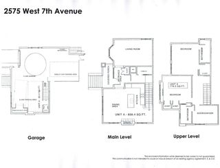 Photo 15: 2575 W 7TH Avenue in Vancouver: Kitsilano Townhouse for sale (Vancouver West)  : MLS®# R2245156
