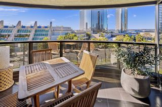 Photo 2: DOWNTOWN Condo for sale : 2 bedrooms : 100 Harbor Dr #704 in San Diego