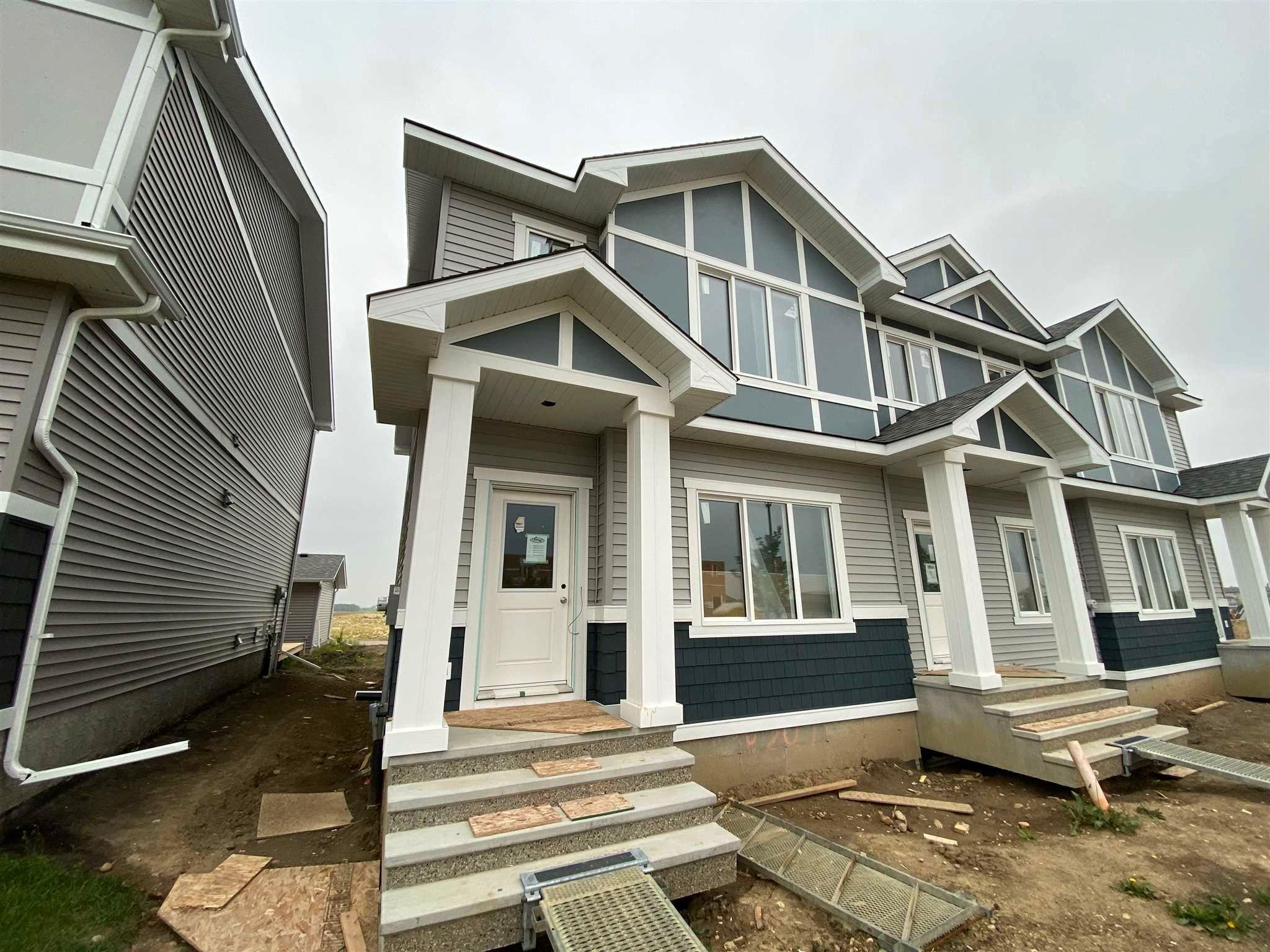 Main Photo: 8507 96 Avenue: Morinville Attached Home for sale : MLS®# E4255190