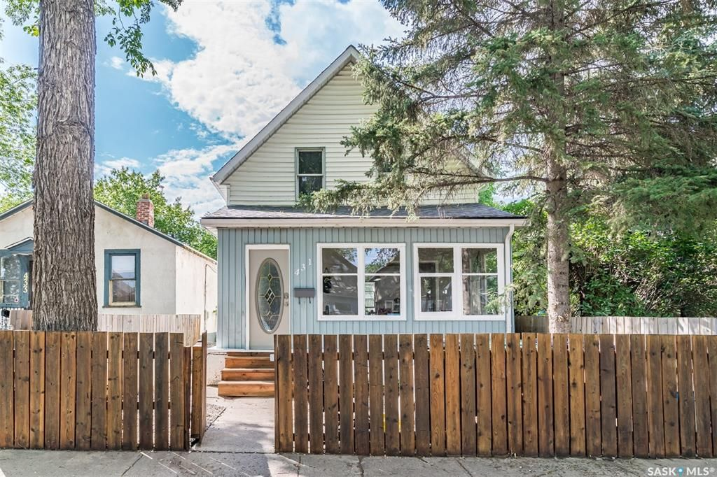 Main Photo: 431 I Avenue South in Saskatoon: Riversdale Residential for sale : MLS®# SK851789