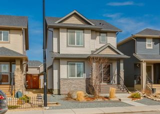 Main Photo: 124 Willow Street: Cochrane Detached for sale : MLS®# A1086575